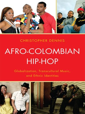 cover image of Afro-Colombian Hip-Hop