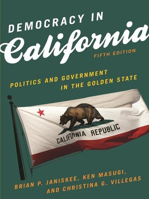 cover image of Democracy in California