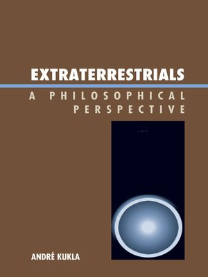 cover image of Extraterrestrials