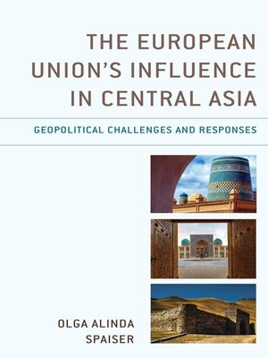 cover image of The European Union's Influence in Central Asia