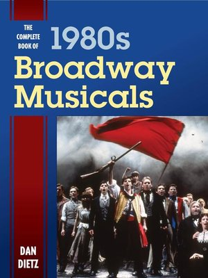 cover image of The Complete Book of 1980s Broadway Musicals