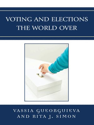 cover image of Voting and Elections the World Over