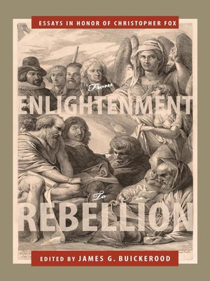 cover image of From Enlightenment to Rebellion