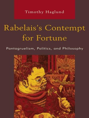 cover image of Rabelais's Contempt for Fortune