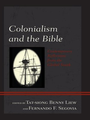 cover image of Colonialism and the Bible