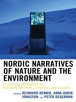 cover image of Nordic Narratives of Nature and the Environment