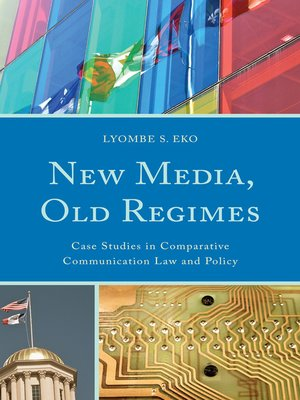 cover image of New Media, Old Regimes