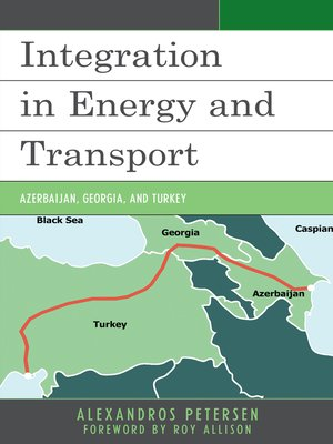cover image of Integration in Energy and Transport