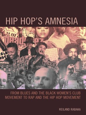 cover image of Hip Hop's Amnesia