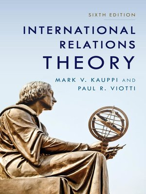 cover image of International Relations Theory