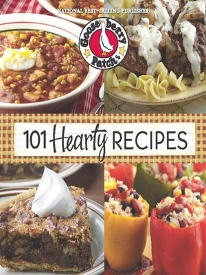 cover image of 101 Hearty Recipes