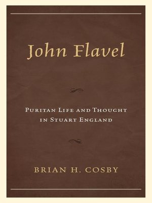 cover image of John Flavel