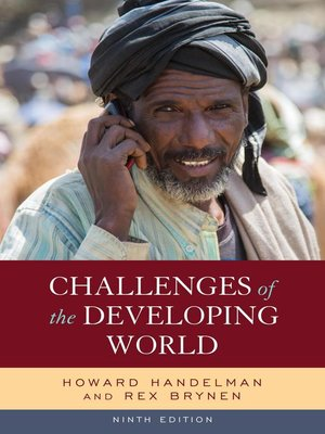 cover image of Challenges of the Developing World