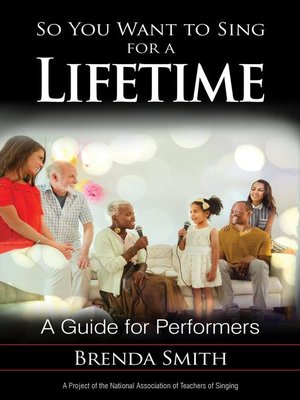 cover image of So You Want to Sing for a Lifetime
