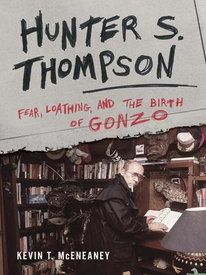 cover image of Hunter S. Thompson