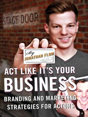 cover image of Act Like It's Your Business