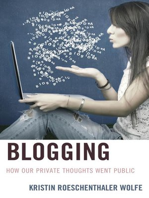cover image of Blogging
