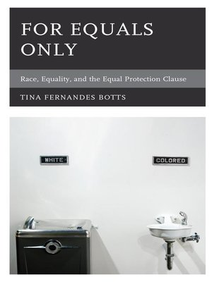 cover image of For Equals Only