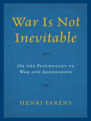 cover image of War Is Not Inevitable