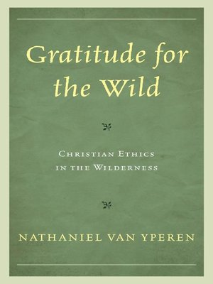 cover image of Gratitude for the Wild