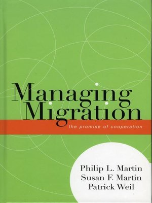 cover image of Managing Migration