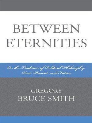cover image of Between Eternities