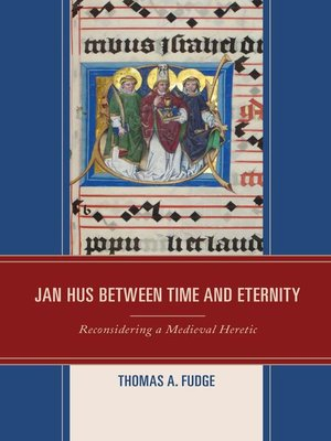 cover image of Jan Hus between Time and Eternity