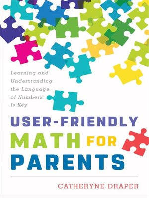 cover image of User-Friendly Math for Parents