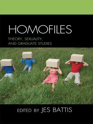 cover image of Homofiles