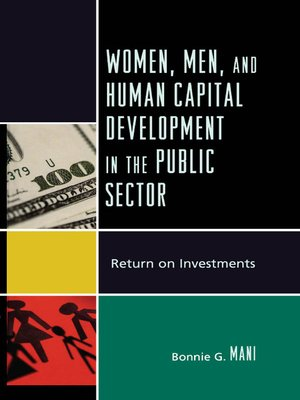cover image of Women, Men, and Human Capital Development in the Public Sector
