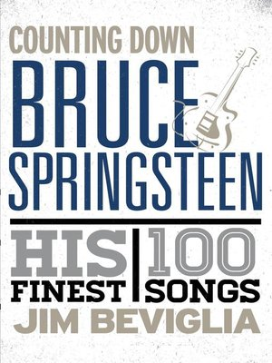 cover image of Counting Down Bruce Springsteen