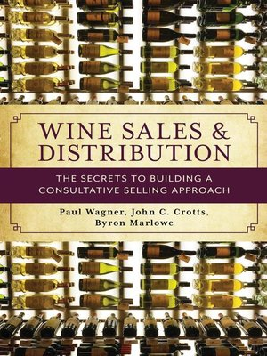 cover image of Wine Sales and Distribution