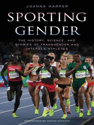 cover image of Sporting Gender