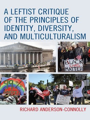 cover image of A Leftist Critique of the Principles of Identity, Diversity, and Multiculturalism