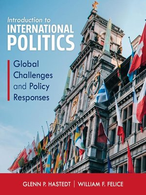 cover image of Introduction to International Politics