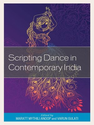 cover image of Scripting Dance in Contemporary India