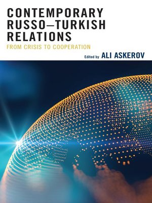 cover image of Contemporary Russo–Turkish Relations