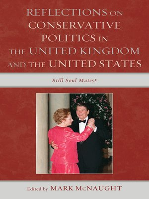 cover image of Reflections on Conservative Politics in the United Kingdom and the United States