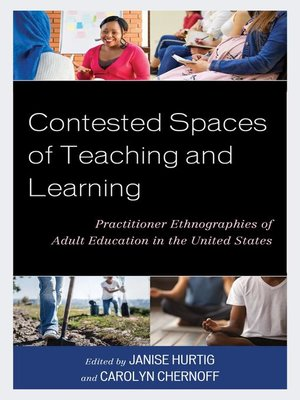 cover image of Contested Spaces of Teaching and Learning