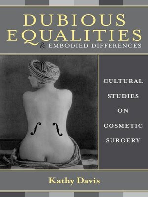 cover image of Dubious Equalities and Embodied Differences