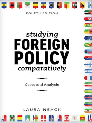 cover image of Studying Foreign Policy Comparatively