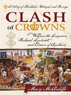 cover image of Clash of Crowns