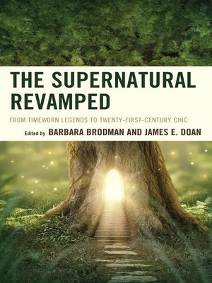 cover image of The Supernatural Revamped