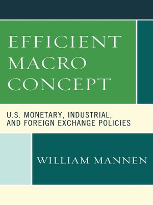 cover image of Efficient Macro Concept