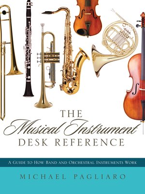 cover image of The Musical Instrument Desk Reference