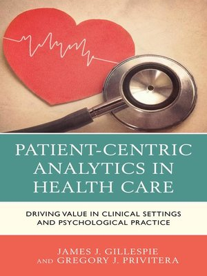 cover image of Patient-Centric Analytics in Health Care