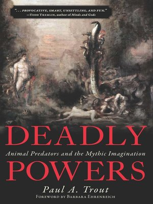 cover image of Deadly Powers