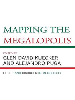 cover image of Mapping the Megalopolis