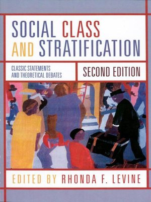 cover image of Social Class and Stratification
