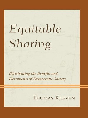 cover image of Equitable Sharing